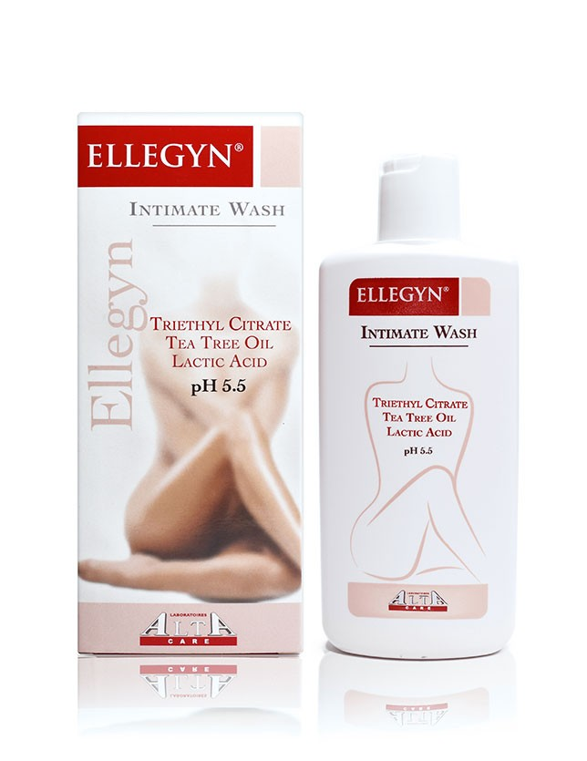 ELLEGYN INTIMATE Wash
