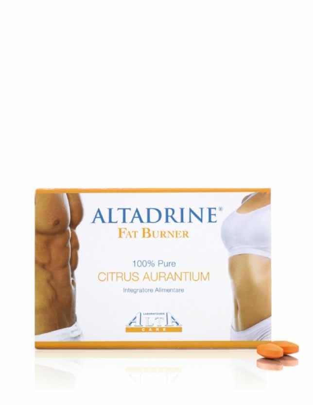 ALTADRINE Fat Burner