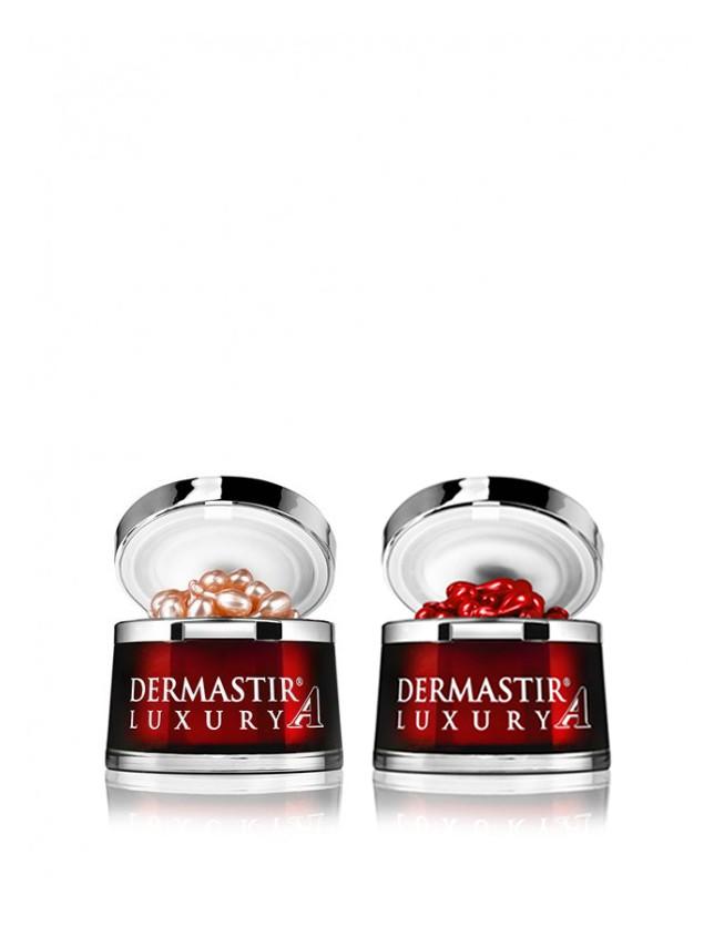Dermastir Duo Pack – Twisters Coq10 + Twisters Contour des yeux et des lèvres