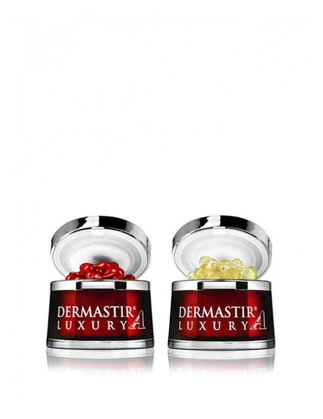 Dermastir Duo Pack – Contour des yeux et des lèvres Twisters + Retinol Twisters