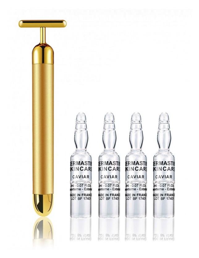 Dermastir Starter Pack – 16 Ampoules Caviar