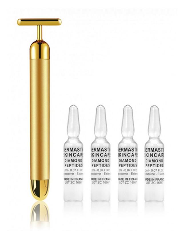 Dermastir Starter Pack – 16 Diamond Ampoules