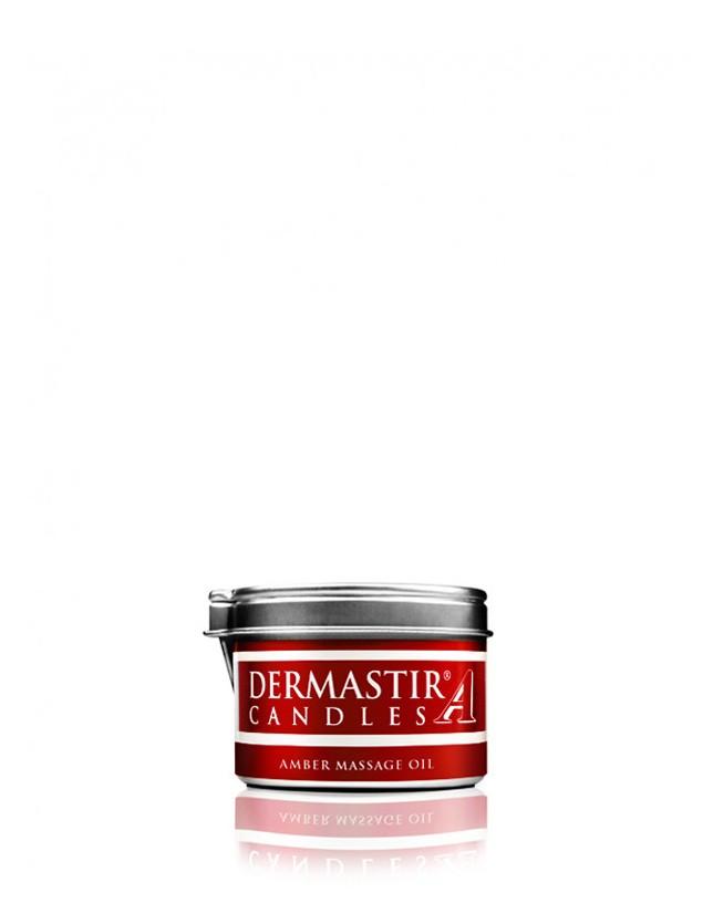 Dermastir Candle Oil Amber