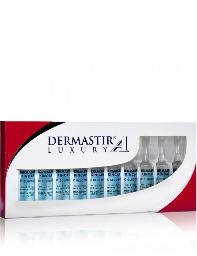 DERMASTIR AMPOULES - ZINC GLUCONATE