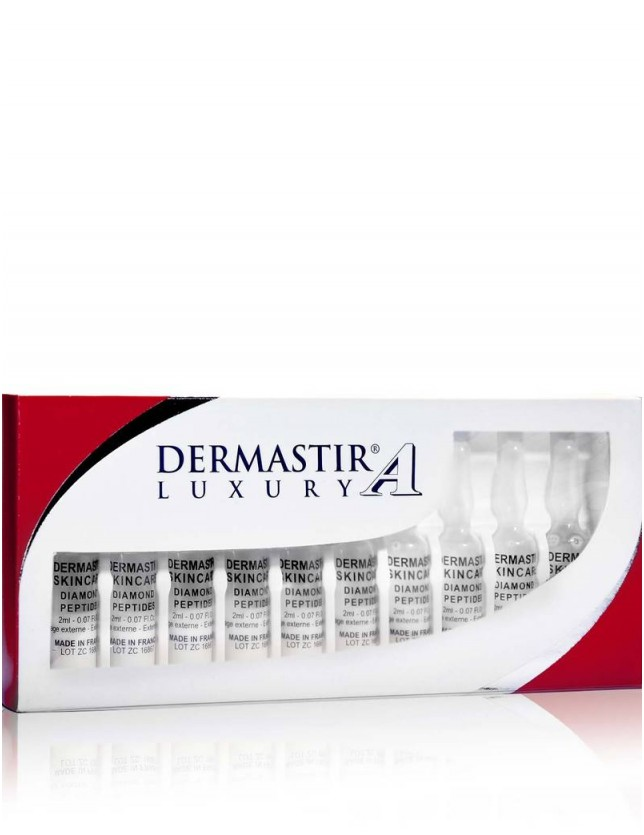 DERMASTIR AMPOULES - DIAMOND POWDER