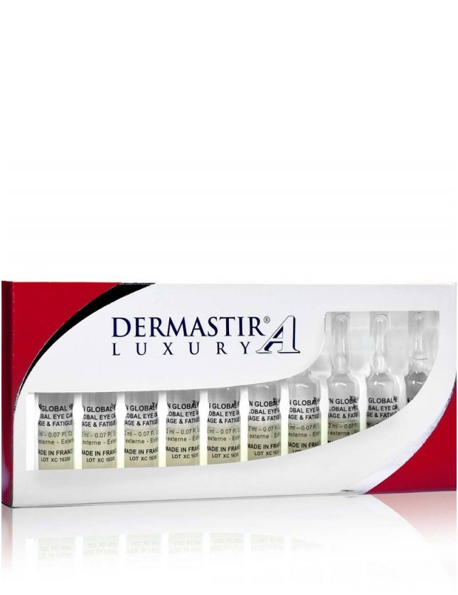 DERMASTIR AMPOULES - EYE CARE