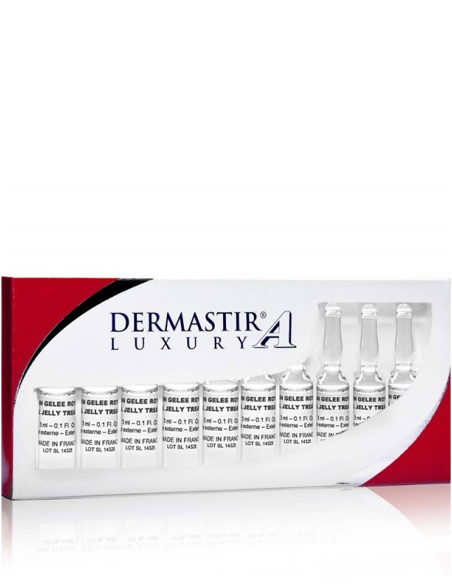 DERMASTIR AMPOULES - ROYAL JELLY CARE