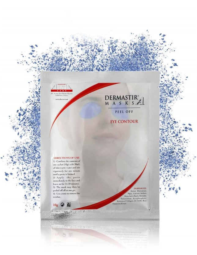 Dermastir Peel Off Mask - Eye Contour