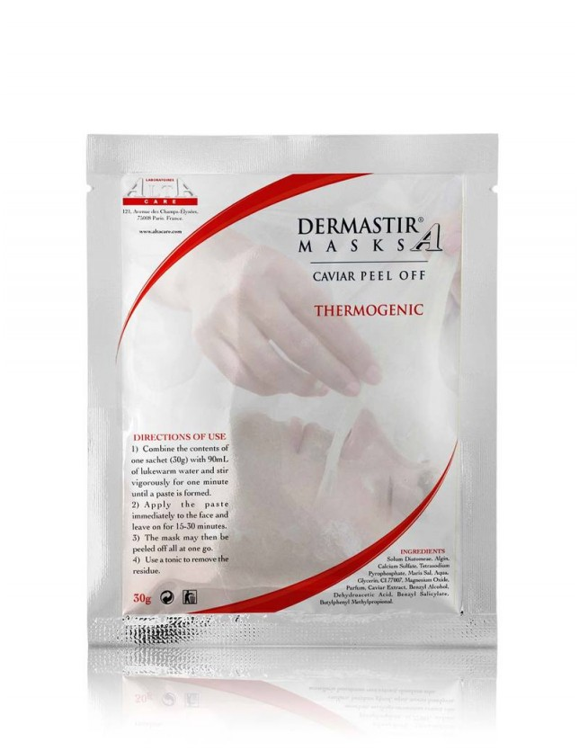 Dermastir Peel Off Mask - Thermogenic