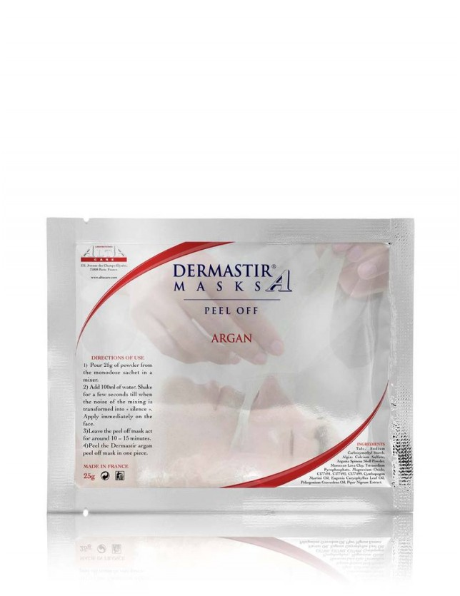 Dermastir Peel Off Mask - Argan