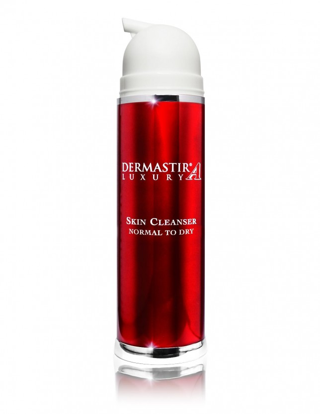 NORMAL-TO-DRY CLEANSER