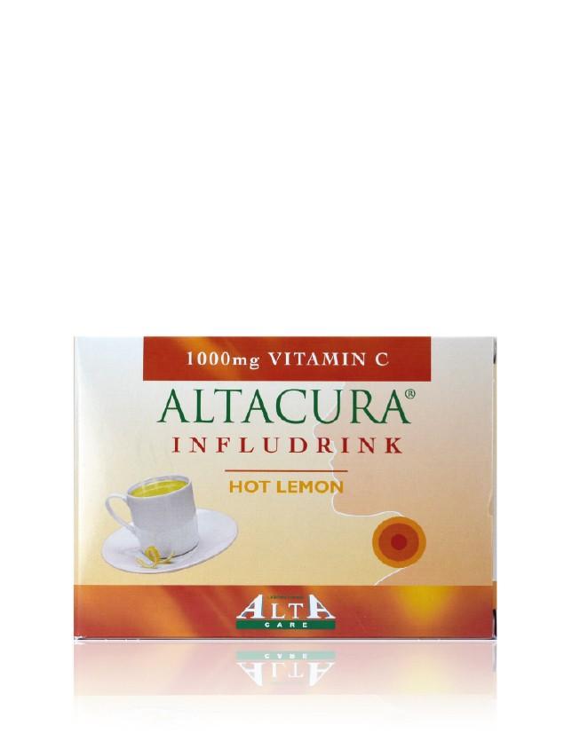 ALTACURA INFLUDRINK - LIMONE CALDO