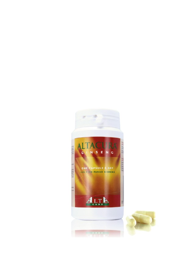 ALTACURA GINSENG Capsule