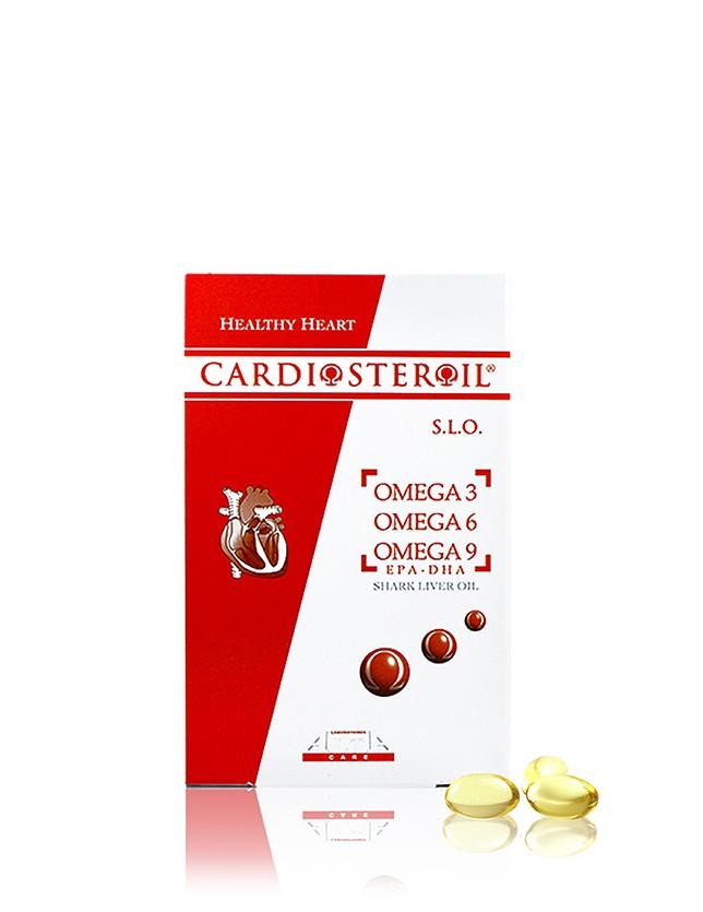 CARDIOSTEROL OMEGA 3 6 9 + S.L.O.