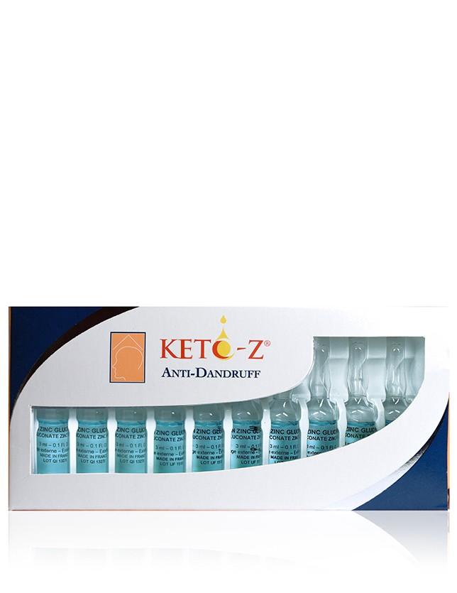 Keto-Z Anti Dandruff Ampoules