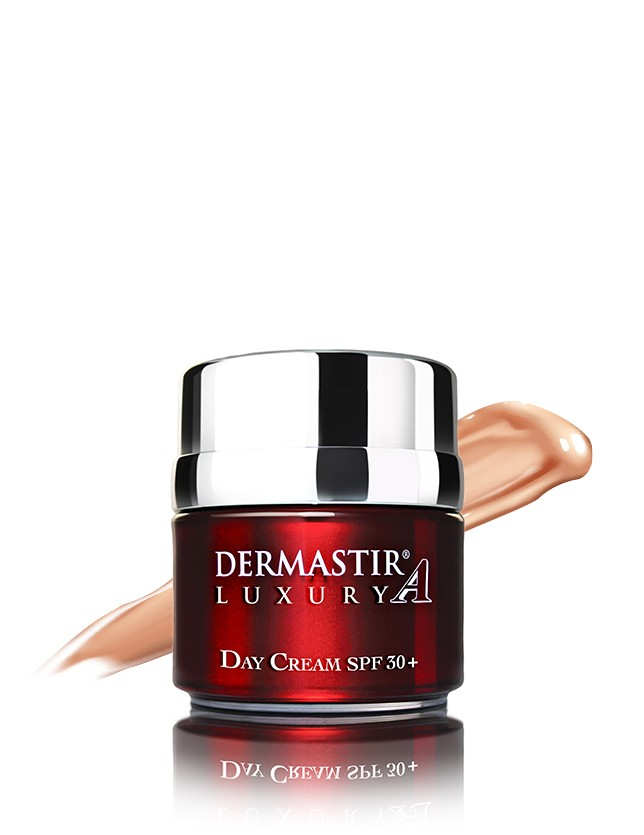 Dermastir Luxury – Crema Giorno SPF 30+ Colorata
