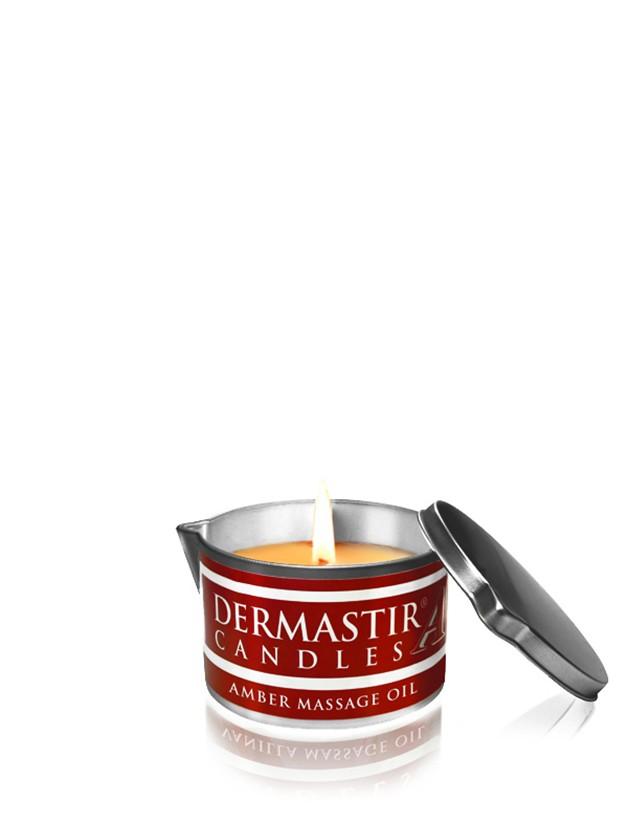 Dermastir Candle Amber
