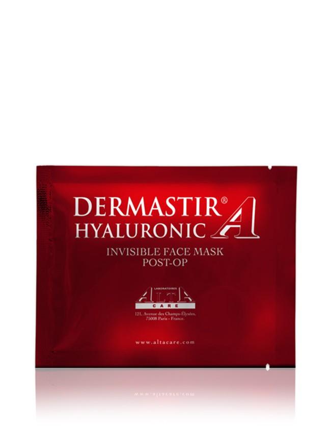 Dermastir Post-op Invisible Face Mask - Hyaluronic