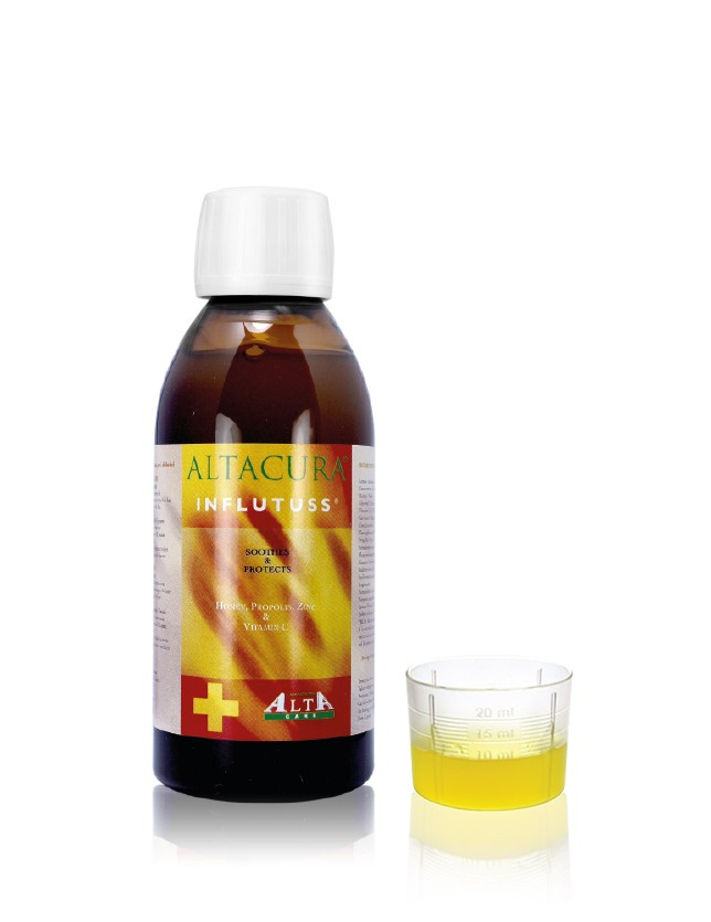 ALTACURA INFLUTUSS Syrup