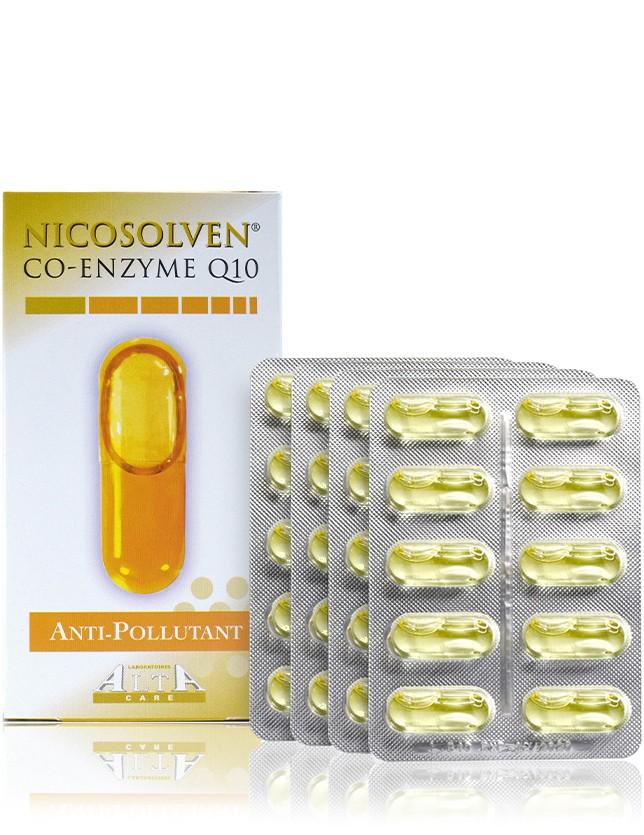 Nicosolven CoQ10 Liquid Capsules