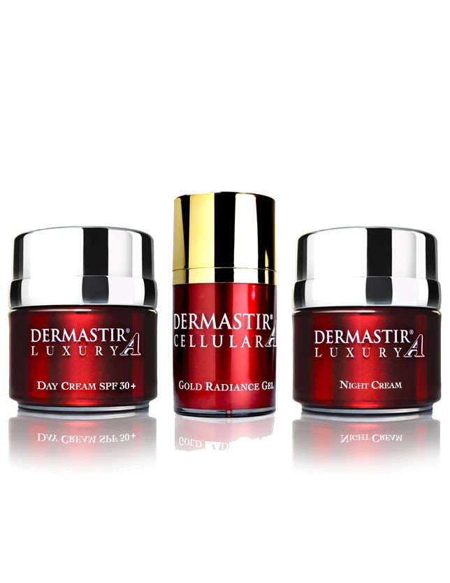 Dermastir Trio Pack – Gold