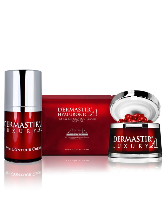 Dermastir Trio Pack – Eye Contour