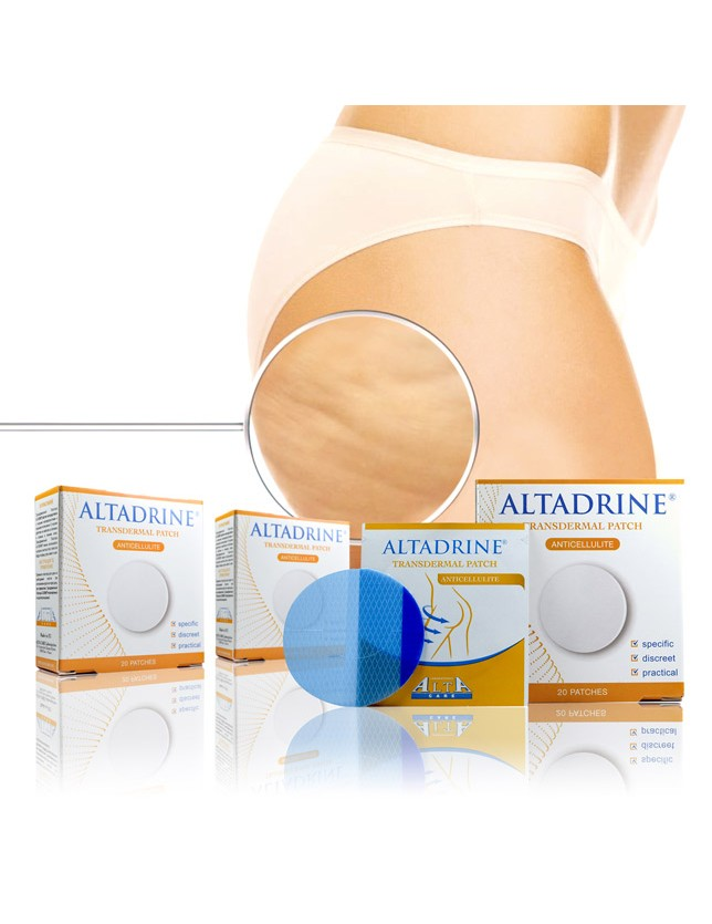 ALTADRINE CELLULITE Patches