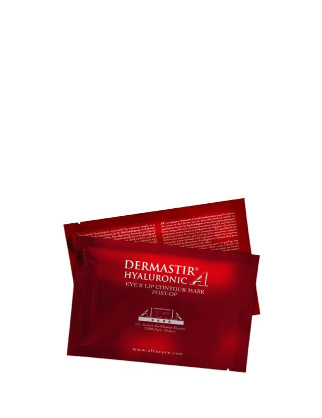 Dermastir Hyaluronique Post-Op Masque Contour des Yeux & des Lèvres
