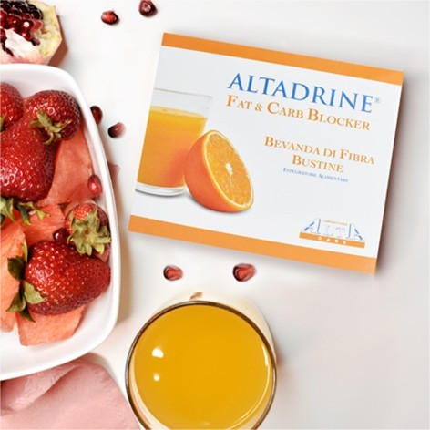 ALTADRINE FAT & CARB BLOCKER
