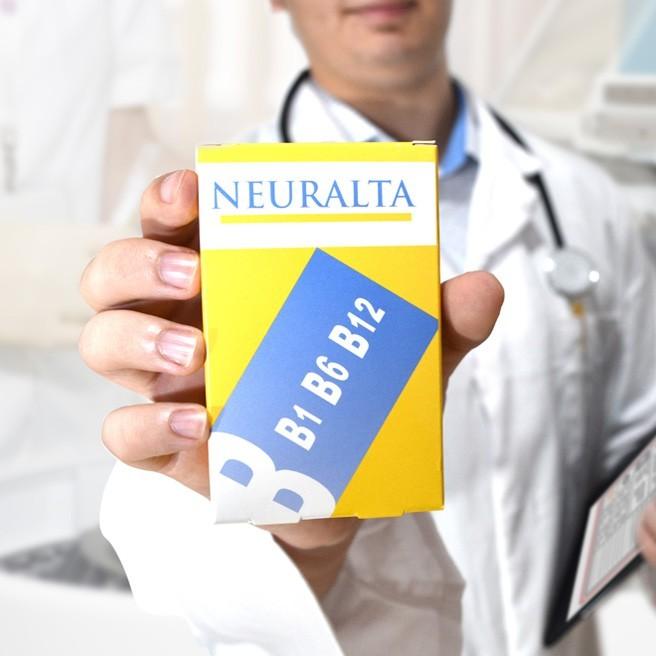 NEURALTA COMPRESSE B1 B6 B12